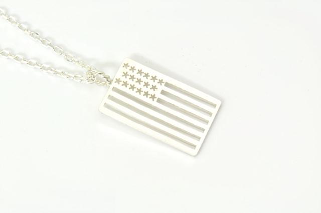 PD-035 Amerikan flag