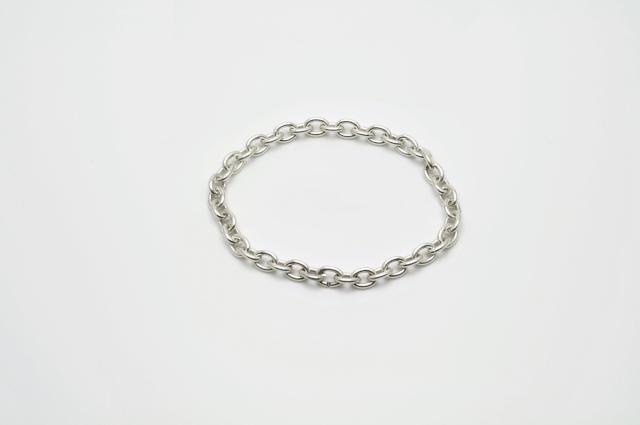 BG-007    Oval chain bracelet   S